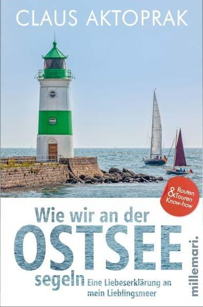 Titelbild des Buchs 'Wie wir an der Ostsee segeln'