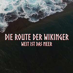 Videocover des Segelfilms 'Die Route der Wikinger'