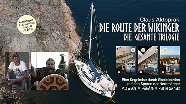 Vorschaubild für den Film 'Die Route der Wikinger'